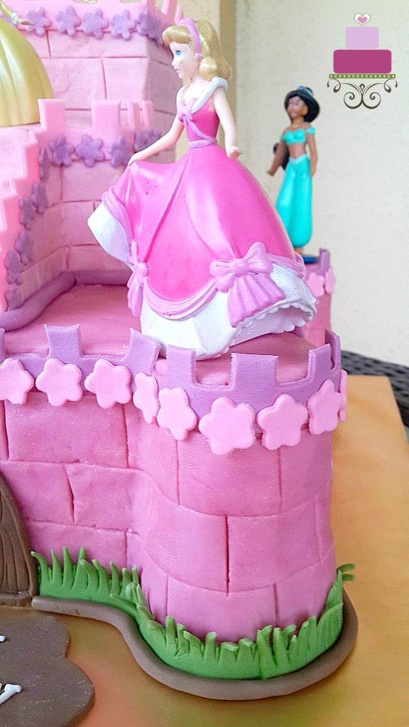 Disney princess toy topper