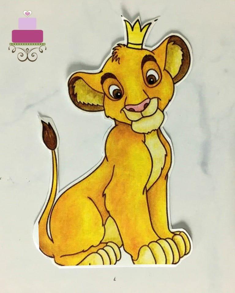 Simba paper template